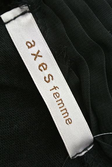 axes femme(アクシーズファム)レディース カットソー・プルオーバー PR10199160大画像6へ