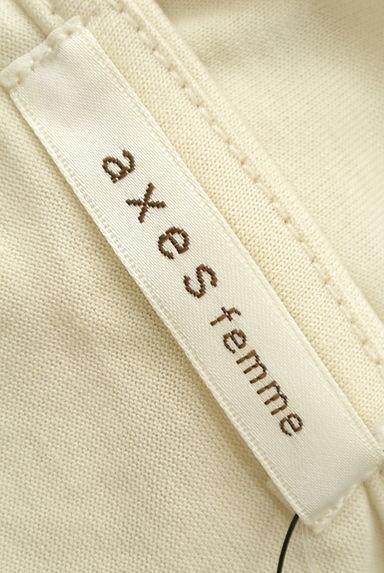 axes femme(アクシーズファム)レディース カットソー・プルオーバー PR10199163大画像6へ
