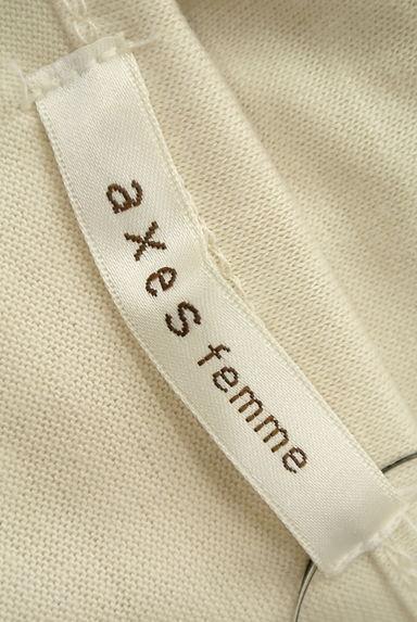 axes femme(アクシーズファム)レディース カットソー・プルオーバー PR10199165大画像6へ