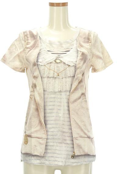 Franche lippee(フランシュリッペ)レディース Tシャツ PR10199170大画像1へ