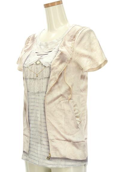 Franche lippee(フランシュリッペ)レディース Tシャツ PR10199170大画像3へ