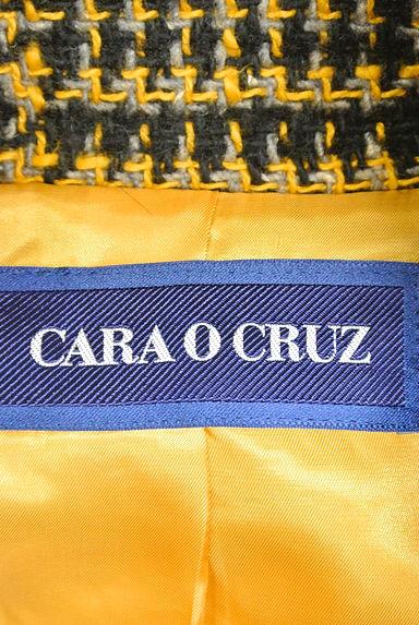 CARA O CRUZ(キャラオクルス)レディース コート PR10199481大画像6へ