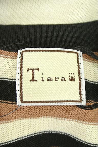 Tiara(ティアラ)レディース セーター PR10199570大画像6へ