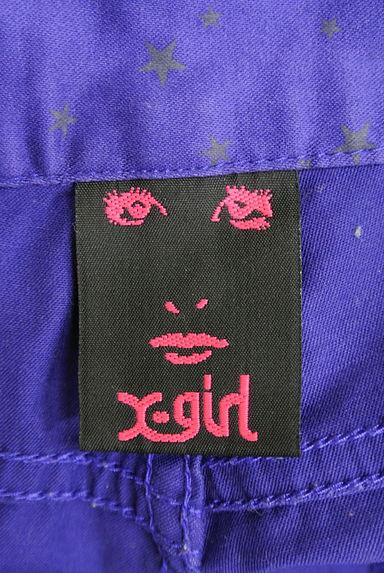 X-girl(エックスガール)レディース ショートパンツ・ハーフパンツ PR10199573大画像6へ