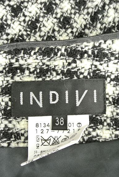 INDIVI(インディヴィ)レディース ミニスカート PR10199595大画像6へ
