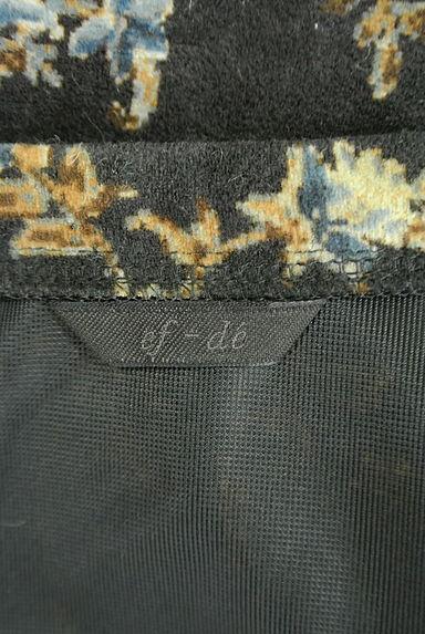 ef-de(エフデ)レディース スカート PR10199603大画像6へ