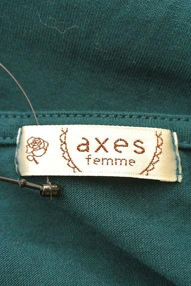 axes femme(アクシーズファム)レディース カットソー・プルオーバー PR10199794大画像6へ