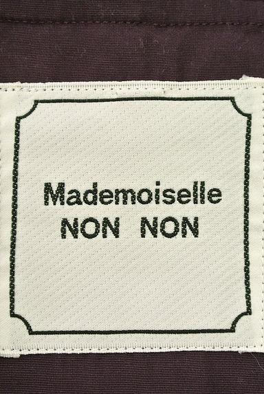 Mademoiselle NON NON(マドモアゼルノンノン)レディース ブルゾン・スタジャン PR10199827大画像6へ