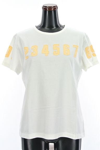 Mademoiselle NON NON(マドモアゼルノンノン)レディース Tシャツ PR10199831大画像1へ