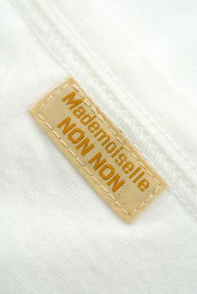 Mademoiselle NON NON(マドモアゼルノンノン)レディース Tシャツ PR10199831大画像6へ