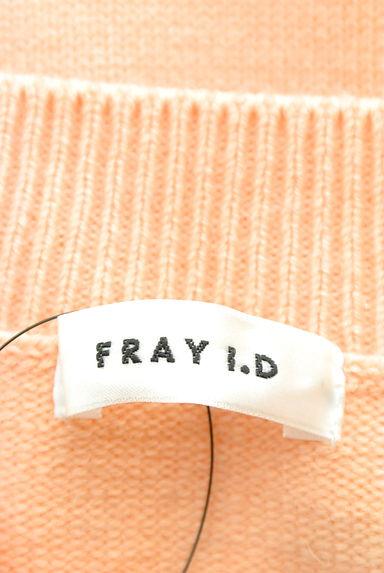 FRAY I.D(フレイアイディー)レディース ニット PR10199879大画像6へ