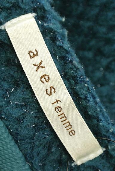 axes femme(アクシーズファム)レディース コート PR10199924大画像6へ