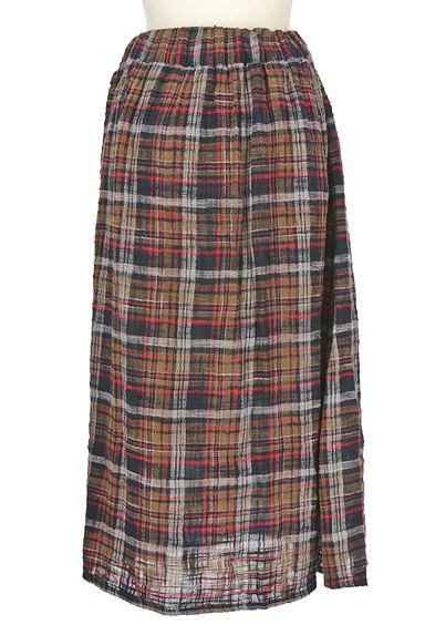 CUBE SUGAR(キューブシュガー)レディース ロングスカート・マキシスカート PR10200001大画像2へ