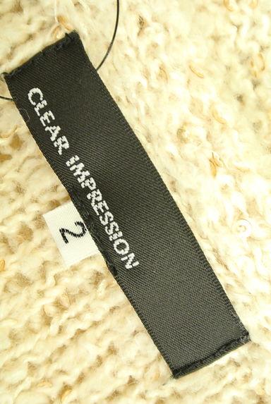 CLEAR IMPRESSION(クリアインプレッション)レディース カーディガン・ボレロ PR10200050大画像6へ