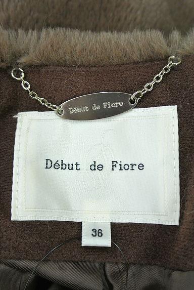Debut de Fiore by LAISSE PASSE(デビュードフィオレバイレッセパッセ)レディース ジャケット PR10201474大画像6へ