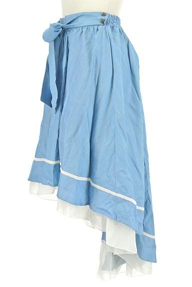 axes femme(アクシーズファム)レディース スカート PR10201785大画像3へ