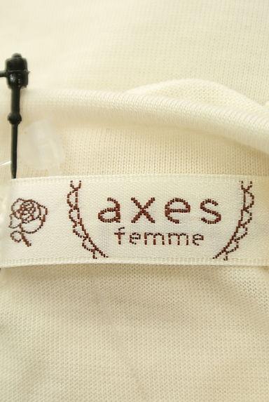 axes femme(アクシーズファム)レディース カットソー・プルオーバー PR10202704大画像6へ