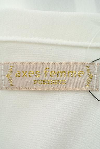 axes femme(アクシーズファム)レディース ブラウス PR10202711大画像6へ