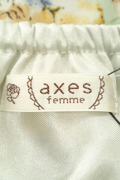 axes femme(アクシーズファム)レディース キャミワンピース・ペアワンピース PR10202715大画像6へ