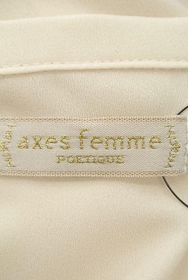 axes femme(アクシーズファム)レディース ブラウス PR10202721大画像6へ