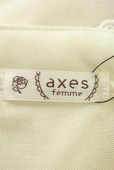 axes femme(アクシーズファム)レディース カットソー・プルオーバー PR10202723大画像6へ