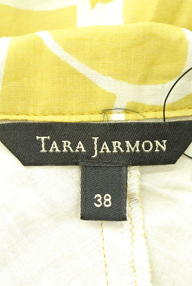TARA JARMON(タラジャーモン)レディース カットソー・プルオーバー PR10202745大画像6へ