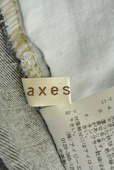 axes femme(アクシーズファム)レディース デニムパンツ PR10202763大画像6へ