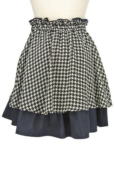 axes femme(アクシーズファム)レディース スカート PR10202770大画像2へ