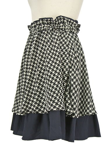 axes femme(アクシーズファム)レディース スカート PR10202770大画像3へ