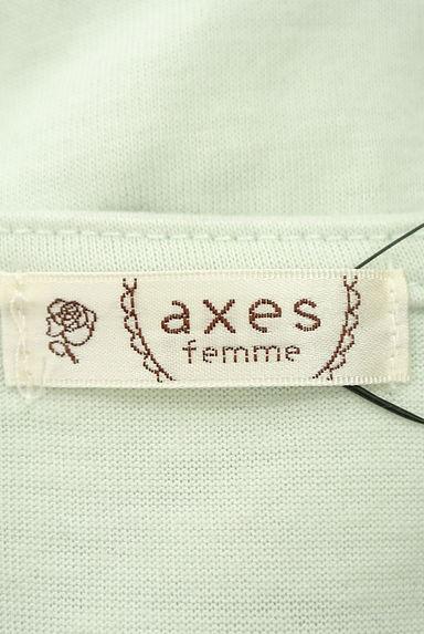 axes femme(アクシーズファム)レディース カットソー・プルオーバー PR10202812大画像6へ