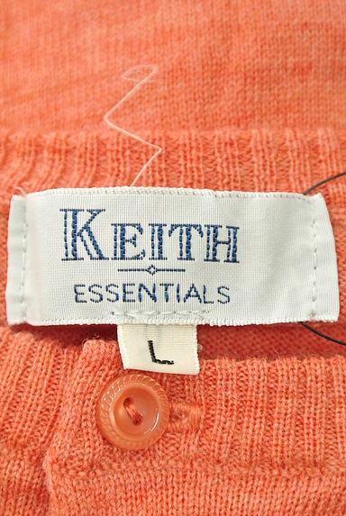 KEITH(キース)レディース カーディガン・ボレロ PR10202826大画像6へ