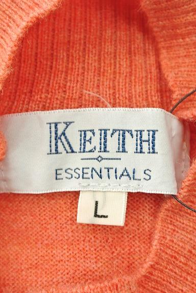 KEITH(キース)レディース ニット PR10202827大画像6へ
