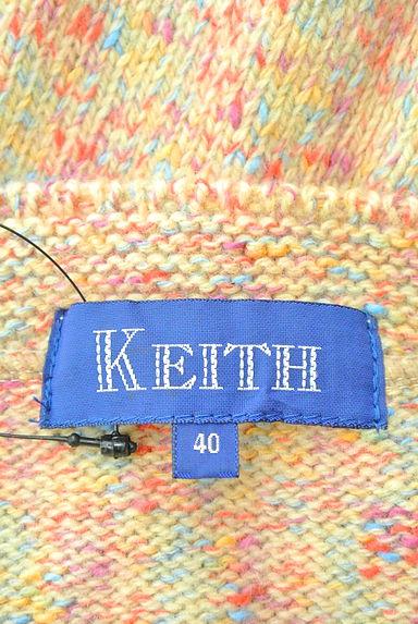 KEITH(キース)レディース ニット PR10202843大画像6へ