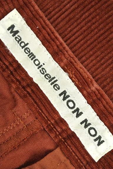 Mademoiselle NON NON(マドモアゼルノンノン)レディース パンツ PR10203564大画像6へ