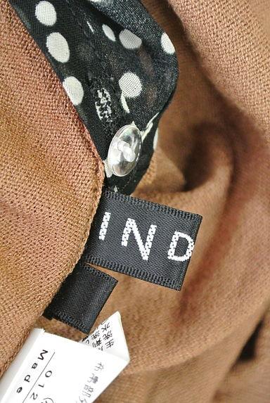 INDIVI(インディヴィ)レディース ニット PR10203875大画像6へ