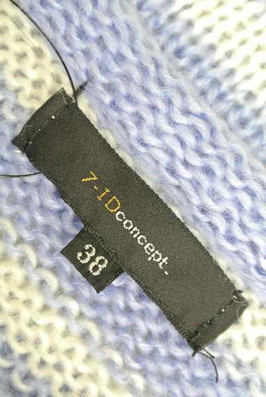 7-ID concept(セブンアイディーコンセプト)レディース ニット PR10203917大画像6へ