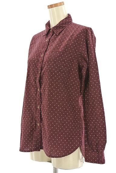 Ungrid(アングリッド)レディース カジュアルシャツ PR10204043大画像3へ