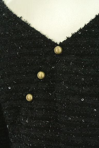 BLACK BY MOUSSY(ブラックバイマウジー)レディース ニット PR10204079大画像5へ