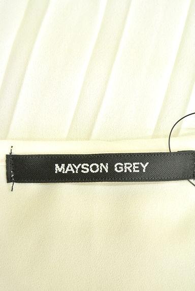 MAYSON GREY(メイソングレイ)レディース カットソー・プルオーバー PR10204141大画像6へ