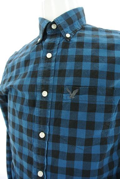 AMERICAN EAGLE OUTFITTERS(アメリカンイーグルアウトフィッターズ)メンズ カジュアルシャツ PR10204494大画像4へ