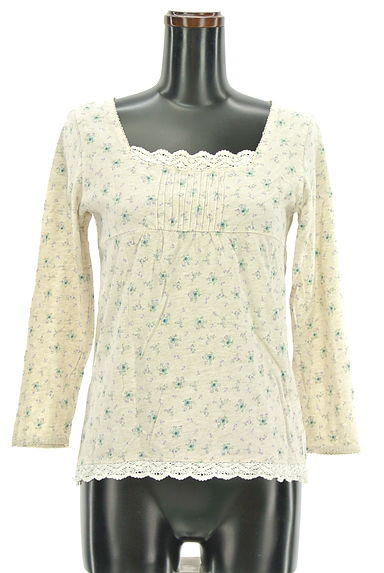 SM2(サマンサモスモス)レディース Tシャツ PR10204913大画像1へ