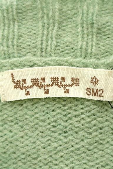 SM2(サマンサモスモス)レディース ニット PR10205123大画像6へ
