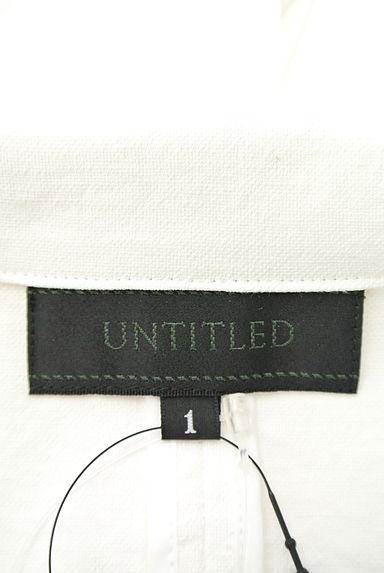 UNTITLED(アンタイトル)レディース ジャケット PR10205512大画像6へ