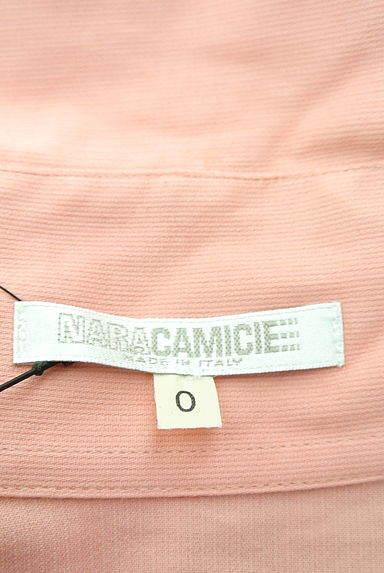 NARA CAMICIE(ナラカミーチェ)レディース ブラウス PR10205541大画像6へ
