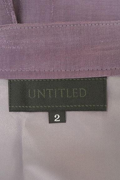 UNTITLED(アンタイトル)レディース スカート PR10205567大画像6へ