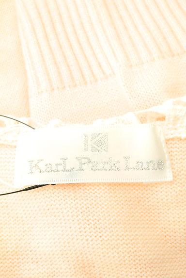 KarL Park Lane(カールパークレーン)レディース ニット PR10205585大画像6へ