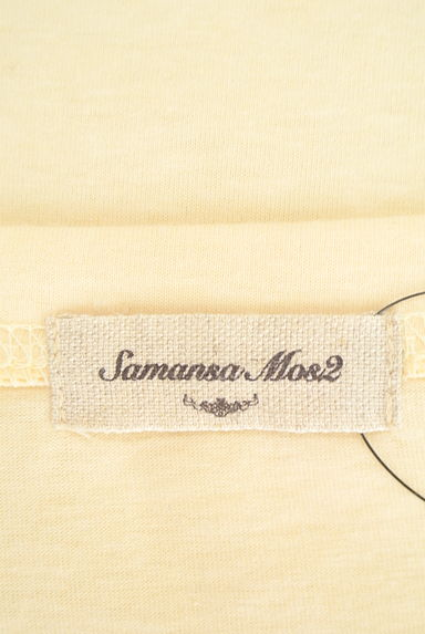 SM2(サマンサモスモス)レディース Tシャツ PR10205596大画像6へ