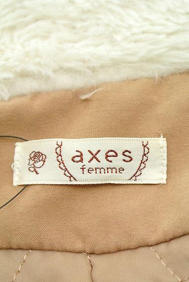 axes femme(アクシーズファム)レディース ブルゾン・スタジャン PR10205605大画像6へ