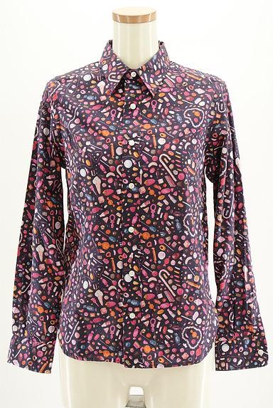 BEAMS Women's(ビームス ウーマン)レディース カジュアルシャツ PR10205618大画像1へ