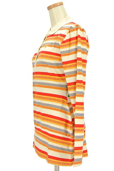 ROCAWEAR(ロカウェア)レディース ポロシャツ PR10205739大画像3へ